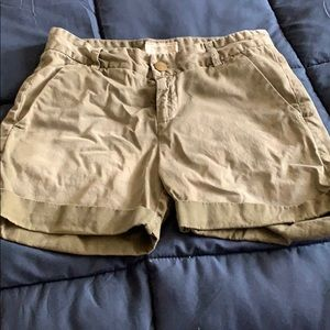CurrentElliott camo shorts 26